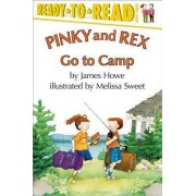 Pinky and Rex Go to Camp by Melissa Sweet