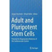 Adult and Pluripotent Stem Cells by Jurgen Hescheler
