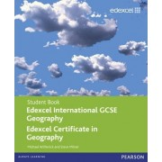 Edexcel International GCSE/certificate Geography Student Book and Revision Guide Pack by Steve Milner