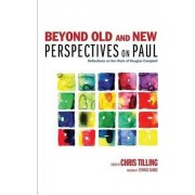 Beyond Old and New Perspectives on Paul by Chris Tilling