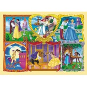 Clementoni Puzzle 26768 - Princess in Love - 60 pezzi