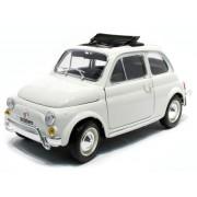 Bburago - 1/18 - Fiat - 500 L Decouvrable - 1968 - 12035w-Bburago