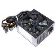 Sursa 550W ULTRON Silent Force UN-550S , PCI-Express, PFC Activ, Cert 80+