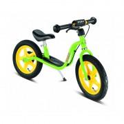 Puky LR 1L BR Bicicletta senza pedali Bambini verde 12 pollici Biciclette bambini