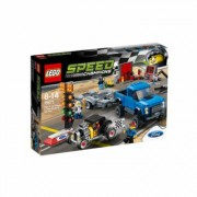 LEGO® Speed Champions - Ford F-150 Raptor E Hot Rod Ford Model A 75875
