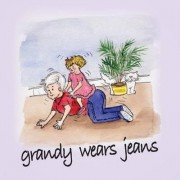 Grandy Wears Jeans by Kyp Parker