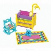 Dora Deluxe Dollhouse Furniture - Babysitter
