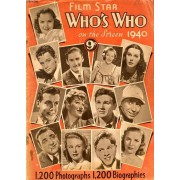 Film Star Who's Who On The Screen 1940