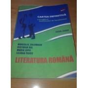 Cartea definitiva a pregatirii examenului de bacalaureat