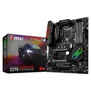 MSI Z270 GAMING PRO CARBON Carte mère Intel Socket LGA 1151