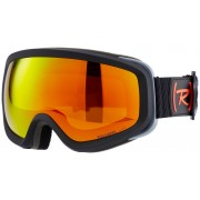 Rossignol Ace Amp Goggle Spherical Black Goggles