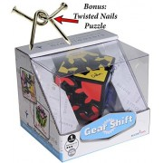 Gear Shift Mefferts Twist And Turn Puzzle Bonus Twisted Nails Puzzle