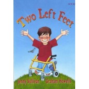 Two Left Feet by Jenny Sullivan