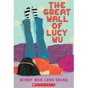 The Great Wall of Lucy Wu by Jennifer Ung