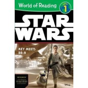 World of Reading Star Wars the Force Awakens: Rey Meets BB-8 by Elizabeth Schaefer