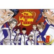 The Prince of Tennis: v. 8 by Takeshi Konomi