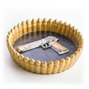 """Gun Ashtray"""