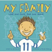 My Family by Lisa Bullard