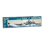 USS Missouri Model Kit
