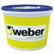 Tencuiala decorativa acrilica - Weber.Pas Classic 25kg