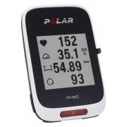 Polar M450 GPS Fahrradcomputer + H7 Herzfrequenz-Sensor + Zubehö GPS