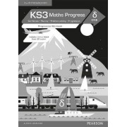 KS3 Maths Progress Progression Workbook: Delta 1 by Pearson