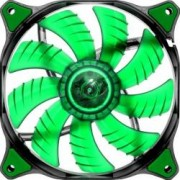 Ventilator Cougar Dual-X Green LED CF-D12HB-G 120mm