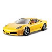 Ferrari F430 - galben - 1:24
