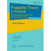 Probability Theory in Finance by Sean Dineen