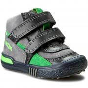 Обувки BARTEK - 91756-0U5 Niebiesko Szaro Zielony