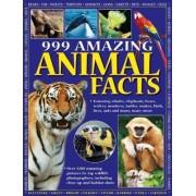 999 Amazing Animal Facts by Armadillo Publishing