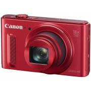 Aparat Foto Digital Canon PowerShot SX610 HS (Rosu), Filmare Full HD, 20.2MP, Zoom Optic 18x, Wi-Fi