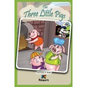 The Three Little Pigs: Child Friendly Version of the Classic Tale