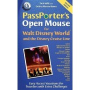 Passporter's Open Mouse for Walt Disney World and the Disney Cruise Line by Debra Martin Koma