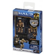 MegaBloks Halo 96951 UNSC Armory Pack (Tan UNSC Spartan)