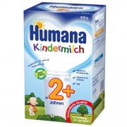 Humana Lapte praf Kindermilch 2 de 550 g 2ani+