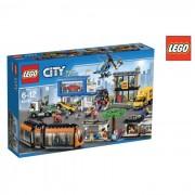 Lego city town piazza della città 60097