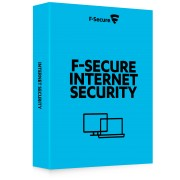 F-Secure Internet Security 5PC 2jaar