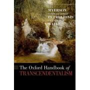 The Oxford Handbook of Transcendentalism by Joel Myerson