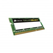 Memoria RAM Corsair Value Select CMSO4GX3M1C1600C11, 4GB 1600MHZ DDR3 SDRAM 204-pin DIMM