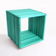 Módulo Dominoes Stain Azul 45x45 cm