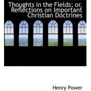 Thoughts in the Fields; Or, Reflections on Important Christian Doctrines by Senior Lecturer in English Henry Power