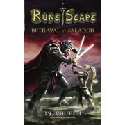 Runescape: Betrayal at Falador by T. S. Church