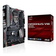 Asus 90MB0M90-M0EAY0 Maximus Viii Hero Gaming Mb Scheda Madre, Nero