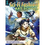 Sci-Fi Fashion Art School by Irene Flores