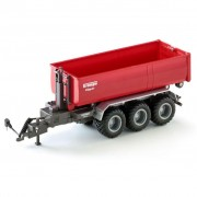 Siku Electric 3-axled Hooklift Trailer 1:32 540140