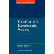 Statistics and Econometric Models: Testing, Confidence Regions, Model Selection and Asymptotic Theory v.2 by Christian Gourieroux