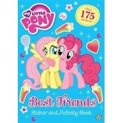 Best Friends Sticker and Activity Book by My Little Pony