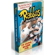 The Rabbids Invasion Files: Case File #1 First Contact; Case File #2 NewDevelopments; Case File #3 The Accidental Accomplice; Case File #4 Rabbids Go Viral by David Lewman