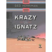 Krazy & Ignatz: Komplete 1943-1944 by George Herriman